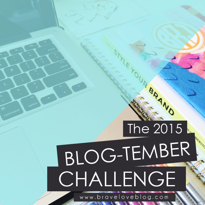 #blogtemberchallenge   Day 1: TheWho