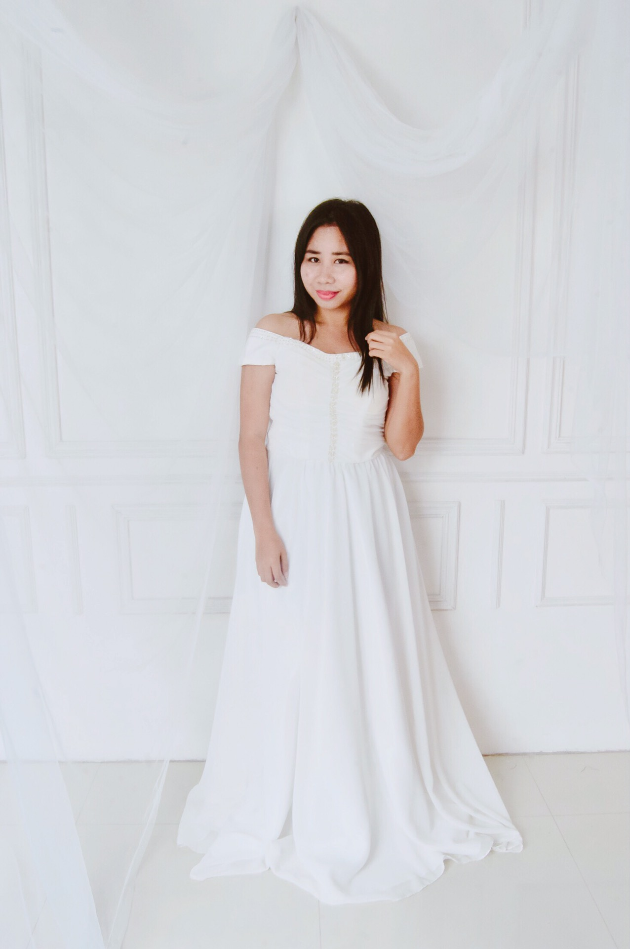 Feeling Like A Princess with Gown For Rent