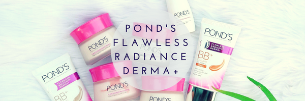 POND'S FLAWLESS RADIANCE DERMA+
