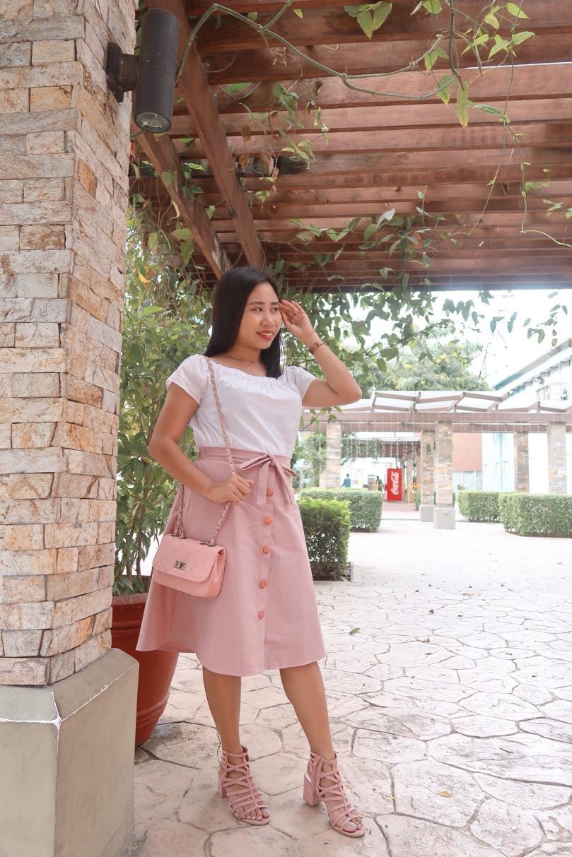 I Think I Like Pink ☾